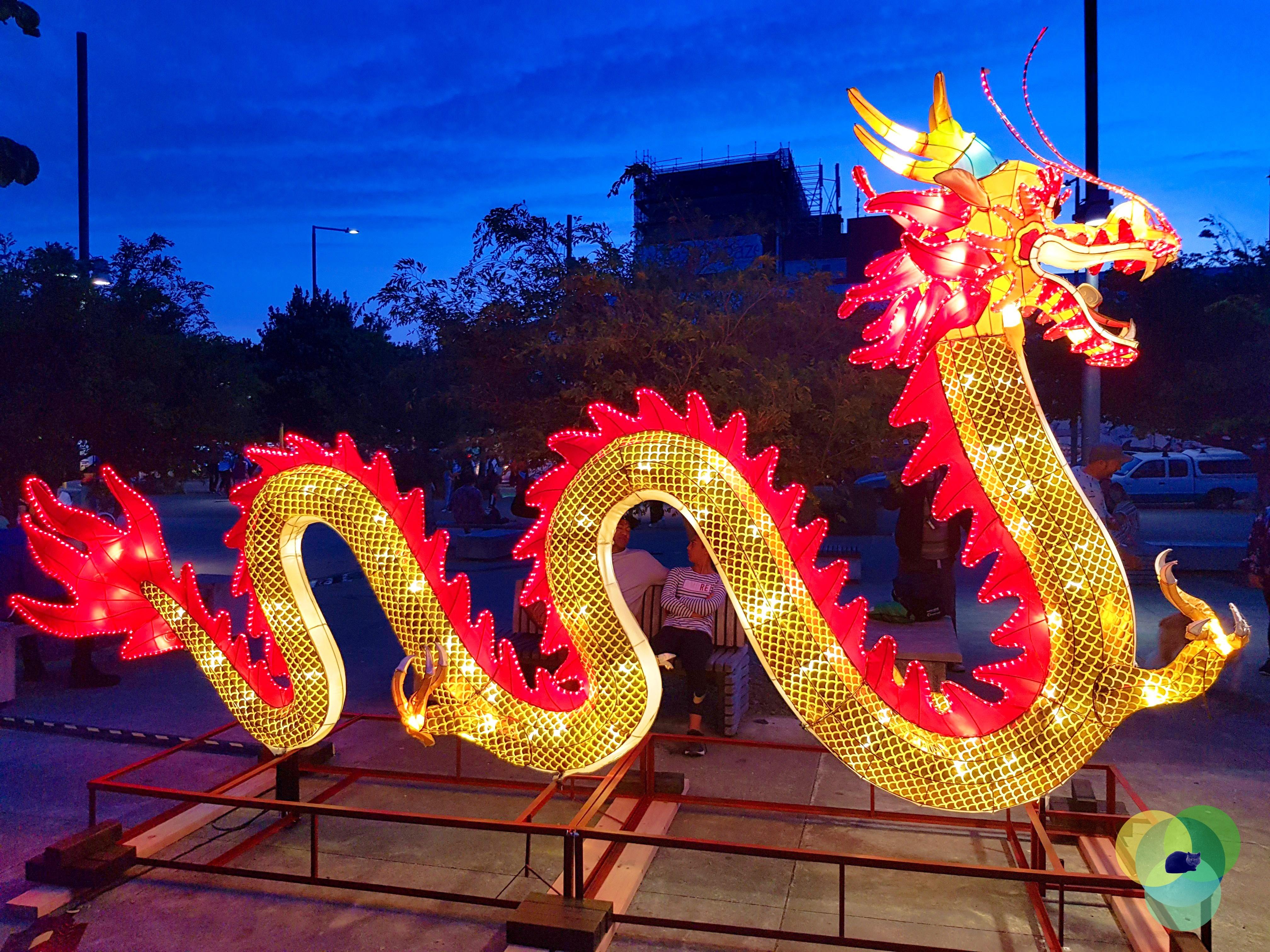 Travel: Wellington's Chinese New Year Lantern Festival