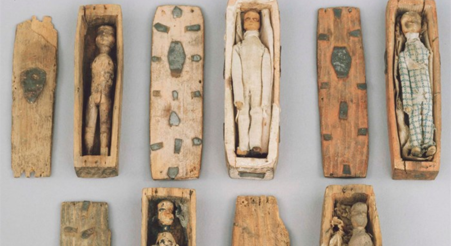 The mystery of the miniature coffins found on Arthur's Seat in Edinburgh