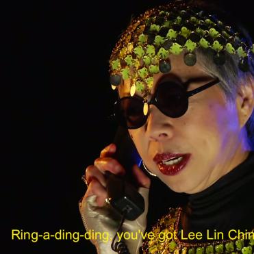 Badass Bitch and Fashionista Lee Lin Chin