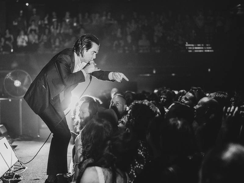 Nick Cave's new album: Skeleton Tree and the film 'One More Time With Feeling'