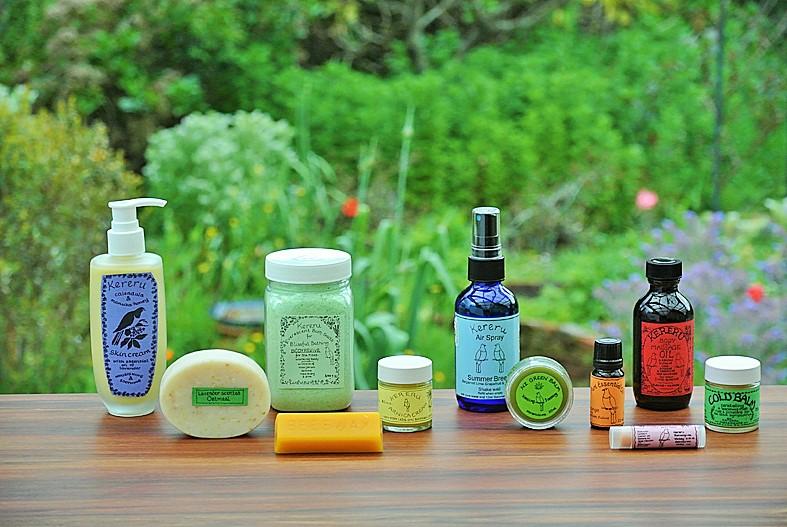Organic skincare review: Kereru
