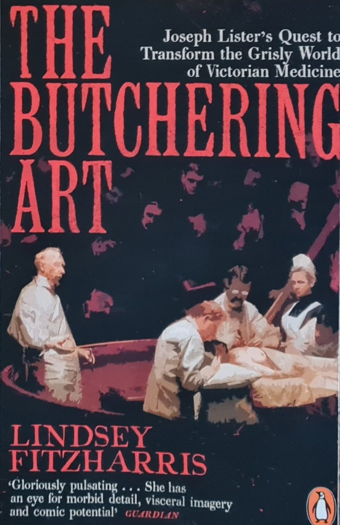 Book Review: The Butchering Art by Lindsey Fitzharris