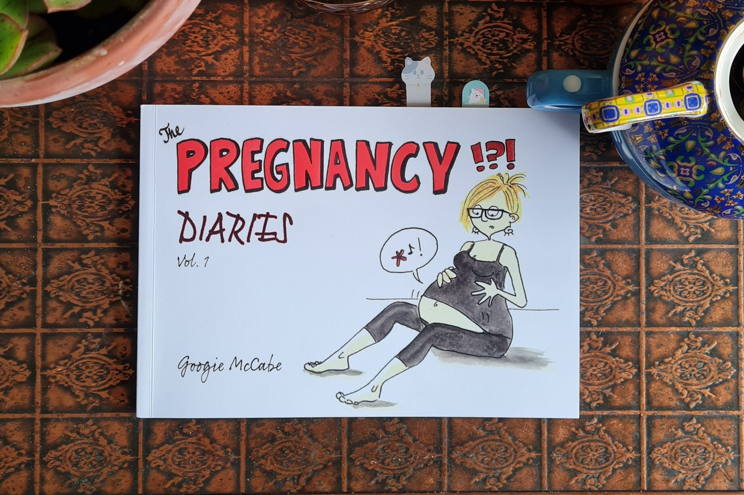 Book Review: The Pregnancy Diaries Vol. 1 by Googie McCabe
