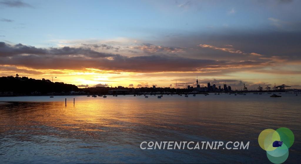 Okahu Bay yachts, Auckland © Content Catnip 2018 www.contentcatnip.com