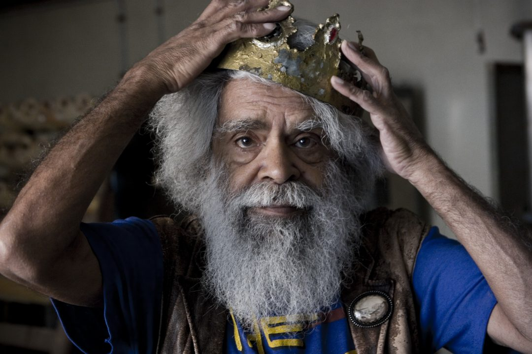 Theatre Review: Jack Charles V The Crown at Auckland Arts Fest