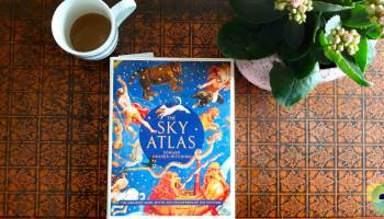 Book Review: The Sky Atlas: The Greatest Map Myths and Discoveries of the Universe by Edward Brooke-Hitching