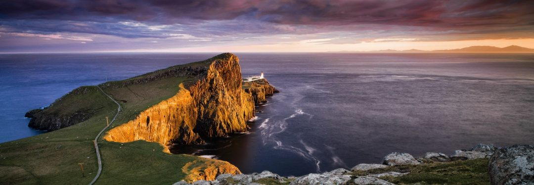 Neist Point on the Isle of Skye