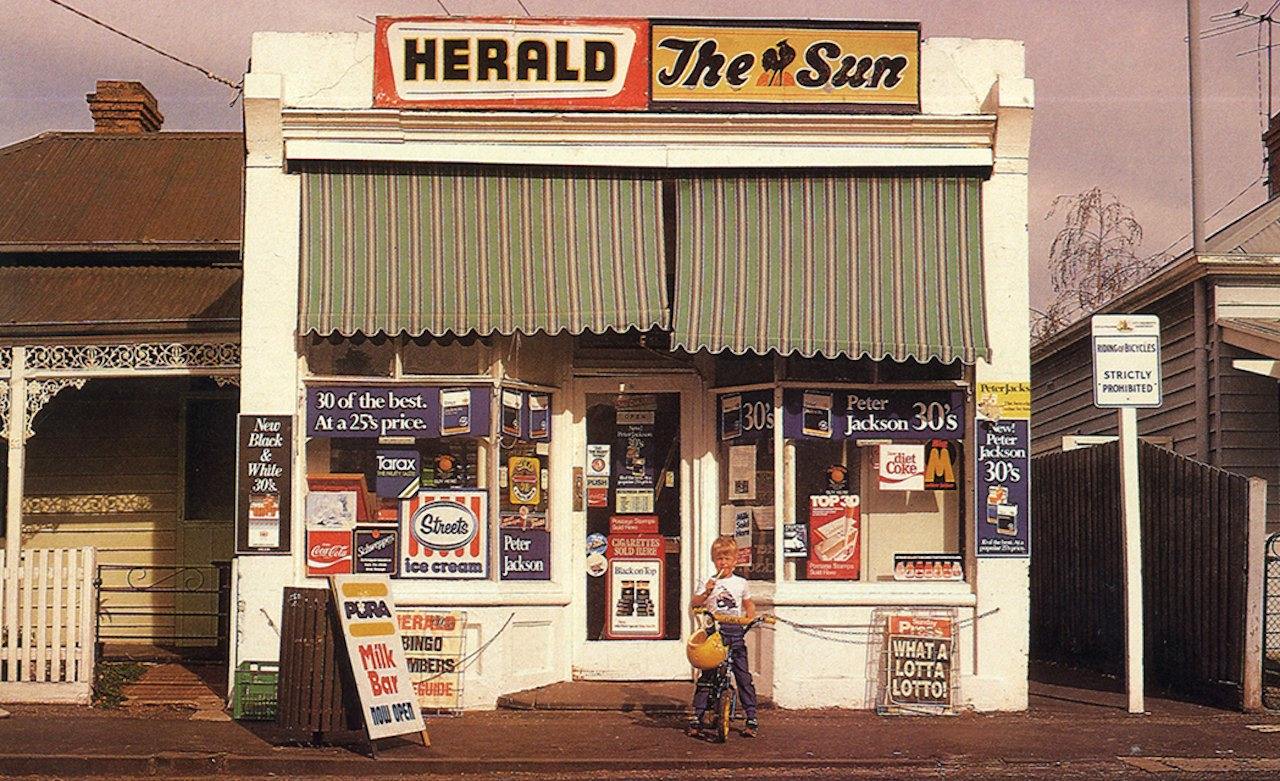 Every Picture Tells a Story: A brief and enchanting history of Australian milk bars