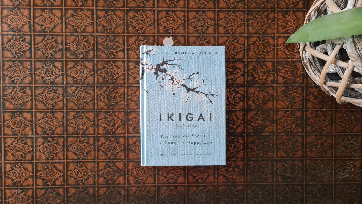 Book Review: Ikigai The Japanese Secret to a Long and Happy Life by Hector Garcia and Francesc Miralles