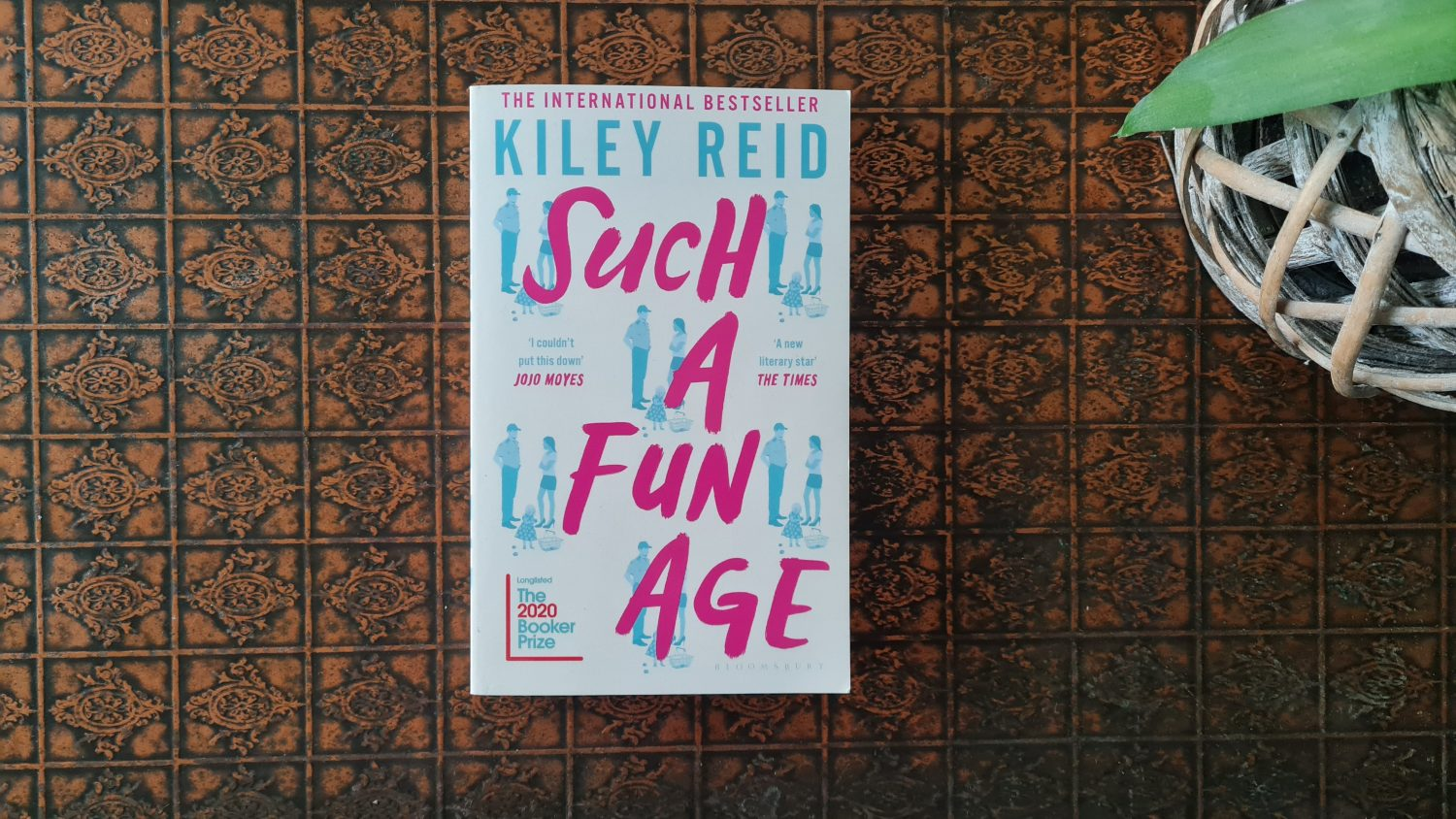 Book Review: Such a Fun Age by Kiley Reid