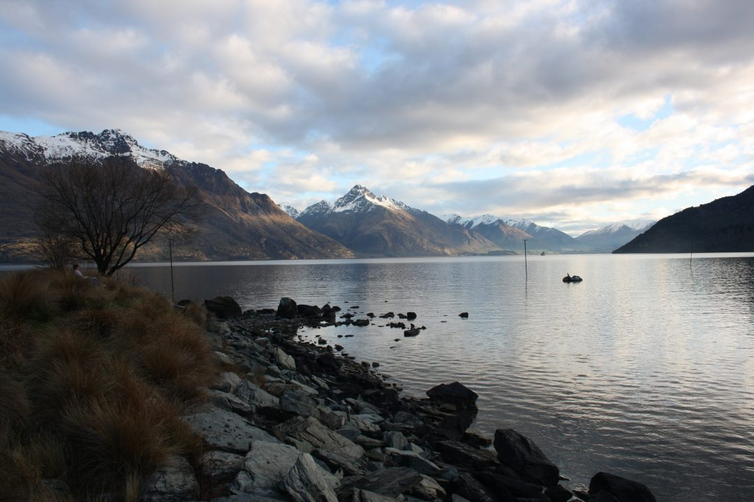Travel: A winter afternoon of contemplation in Queenstown