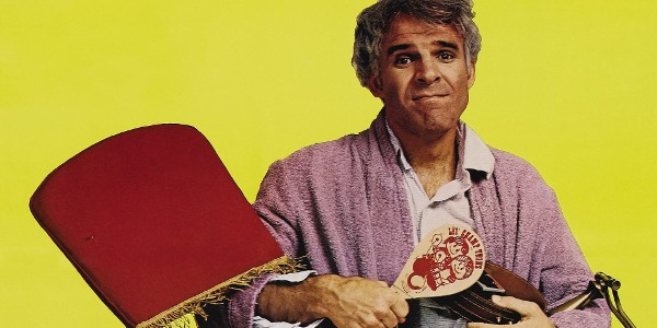 Another of my heroes - Steve Martin