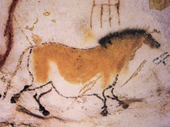 Baby, You Were Born To Run: Horses From Cave Art to Melbourne Cup