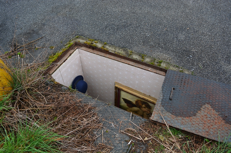 Bianchoshock: Setting Up House in the Manholes of Milan
