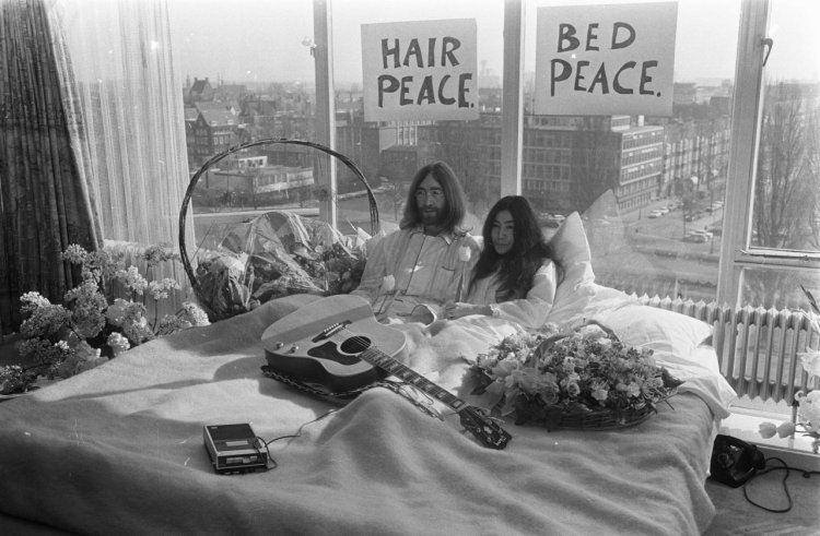 The Art of Love With John and Yoko