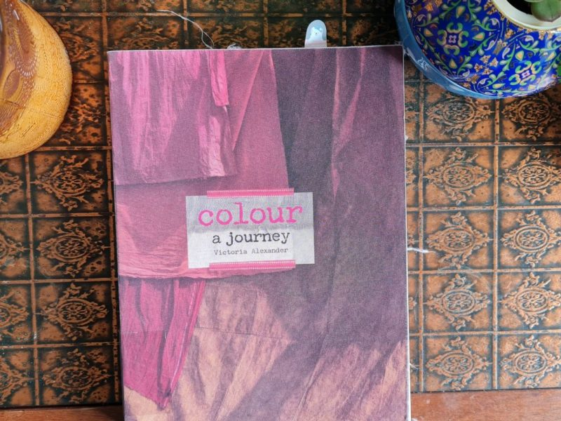 Book Review: Colour A Journey by Victoria Alexander