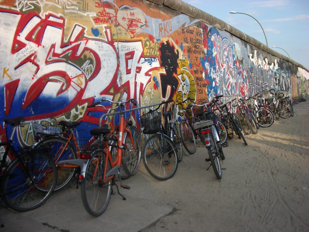 The Berlin Wall Redux: A punk of leisure on the shores of the Spree river