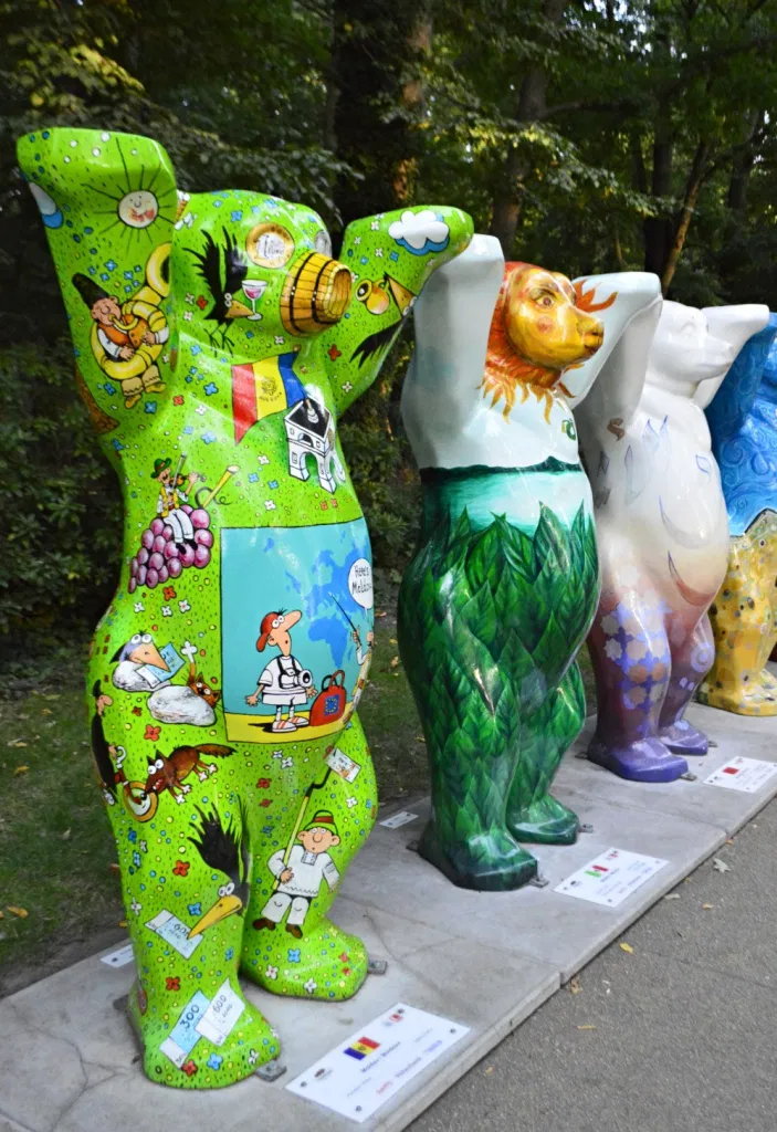 Buddy Bears in Berlin