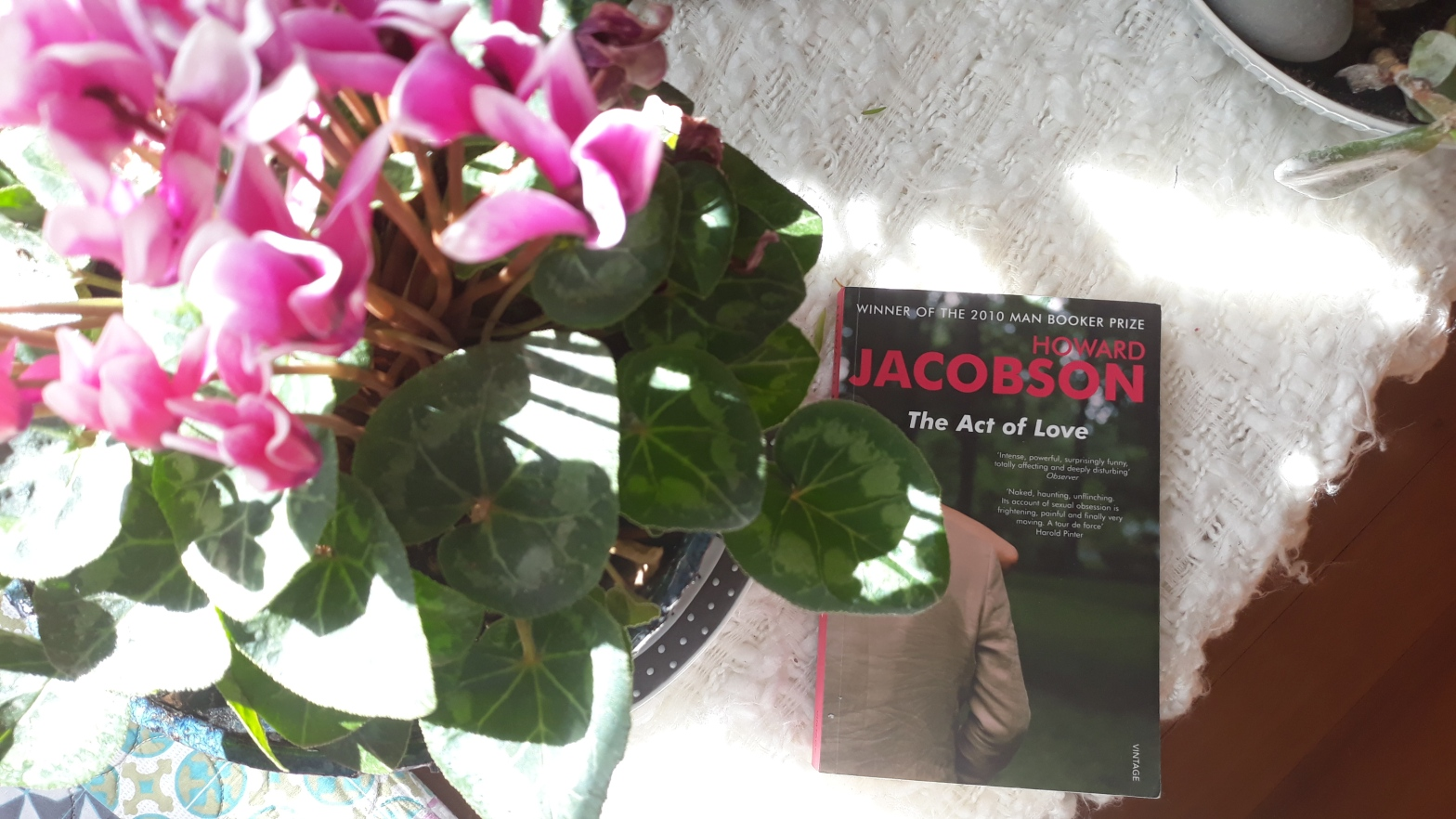 he Act of Love by Howard Jacobson