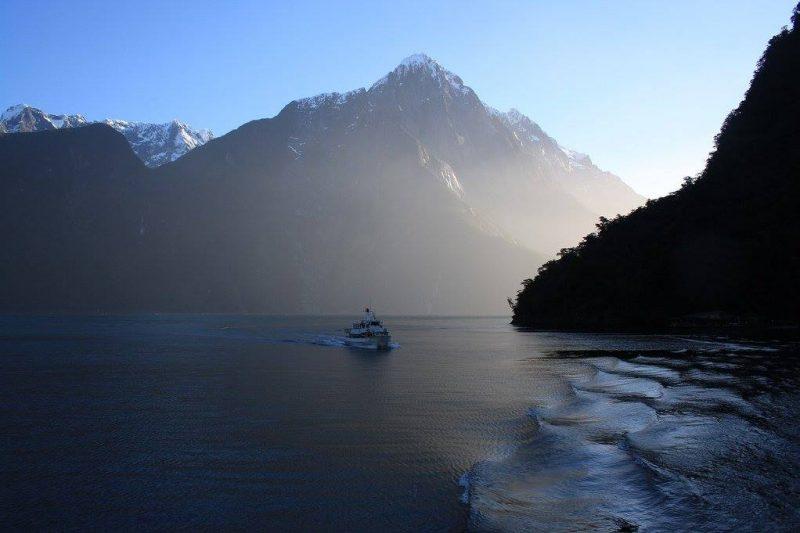 Travel: Magnificent Milford Sound, New Zealand Copyright Content Catnip 2016