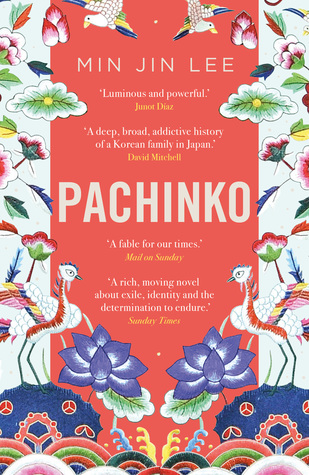 Book Review: Pachinko by Min Jin Lee