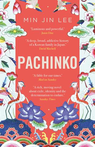 Book Review: Pachinko by Min Jin Lee