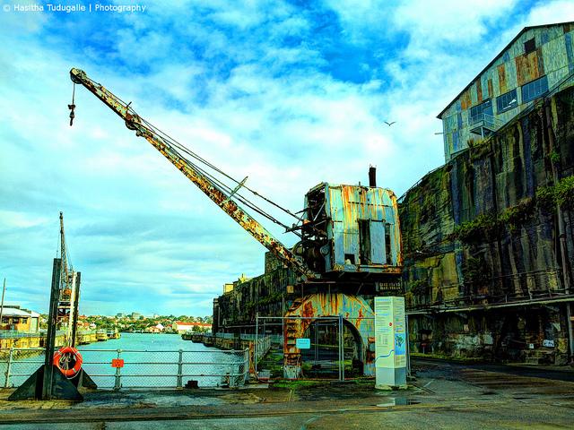 Five Creepy Islands in Sydney Harbour http://wp.me/p41CQf-97