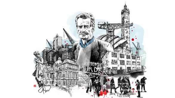 A tribute to the phenomenal Scottish writer William McIllvanney
