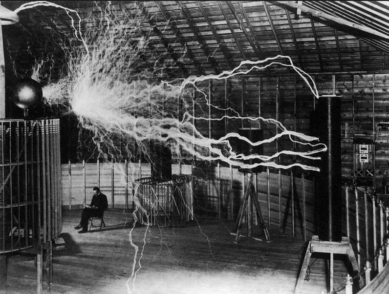 The Electrifying Visionary Power of Nikola Tesla