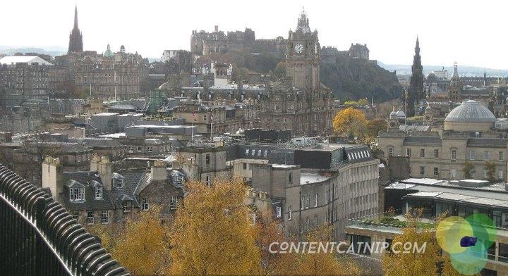 Travel: Walking through the ancient past in Edinburgh