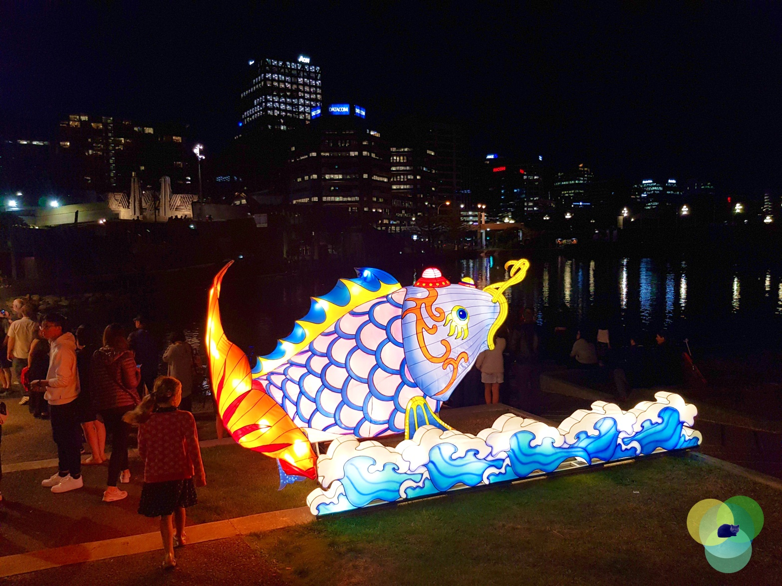 Travel: Wellington's Chinese New Year Lantern Festival