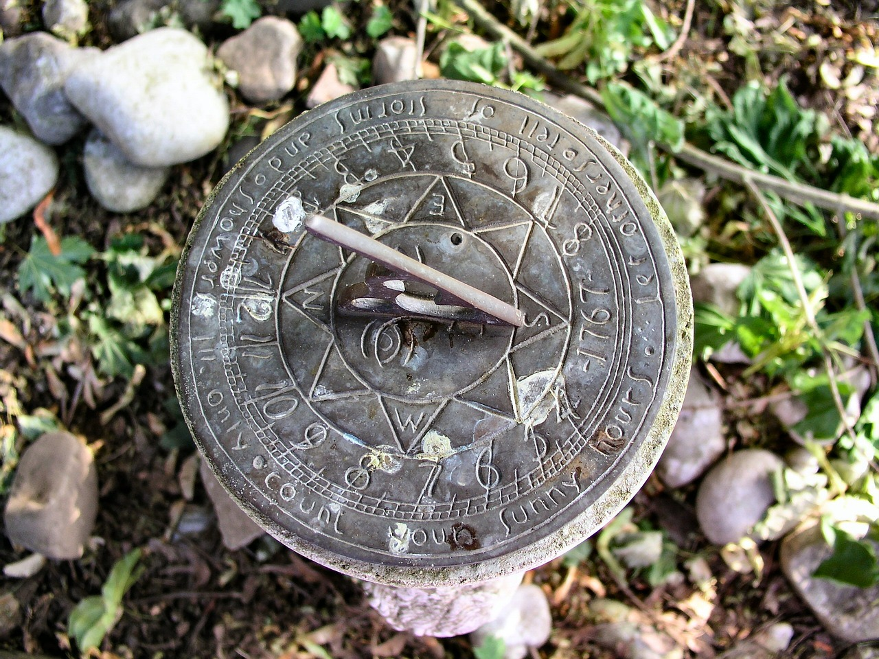 Before Time Began: Latin Quotes on Ancient Sundials
