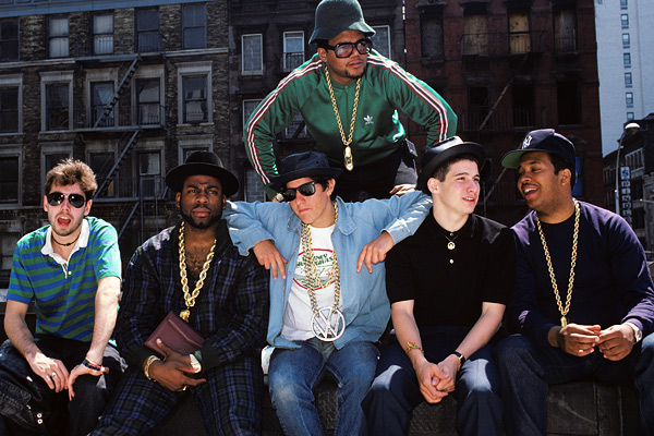 Every Picture Tells A Story: RUN DMC and the Beastie Boys circa 1985