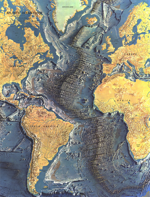 Map Porn: The Most Beautiful Geological Maps on Earth