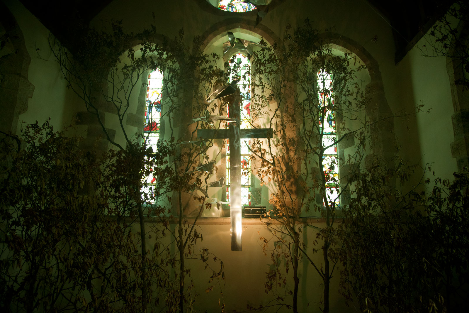 Churches, Weeds, Wildflowers and Wonder