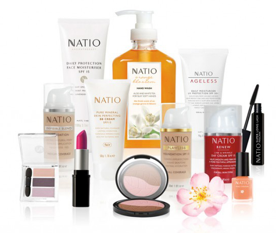 Product review: Natio's makeup range