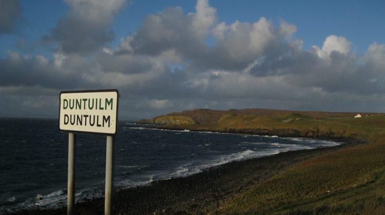 Travel: Duntulm's ruins