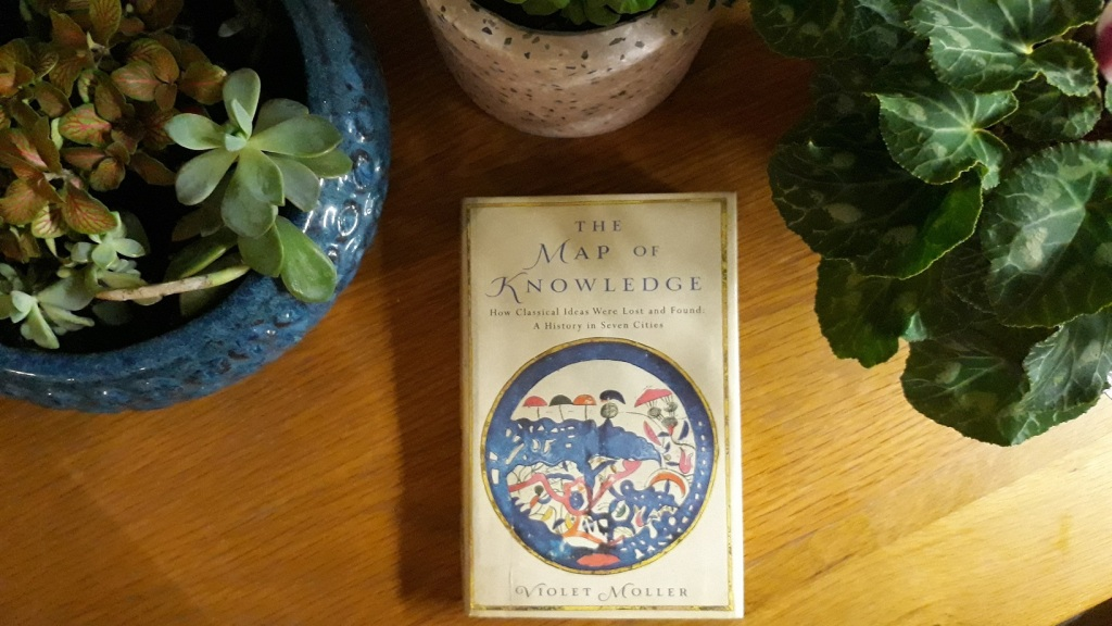 Book Review: The Map of Knowledge by Violet Moller