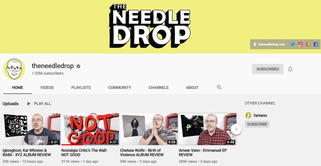 The Needle Drop