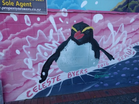 Seawalls: Artists for Oceans in Quirky Napier, New Zealand