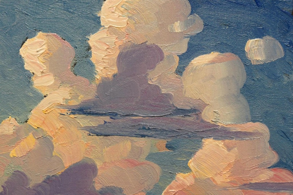 Hawkins - Sea Clouds