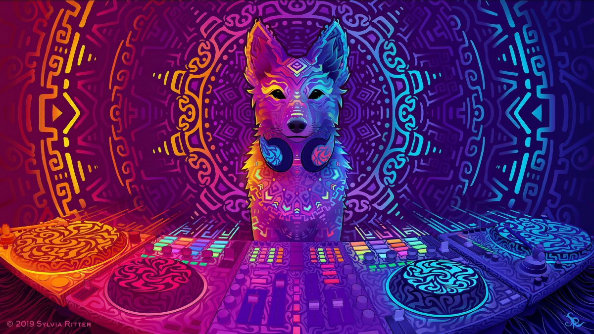 Disco Dingo by Sylvia Ritter