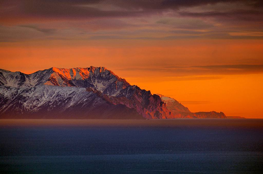 Maori nature ancient mountain