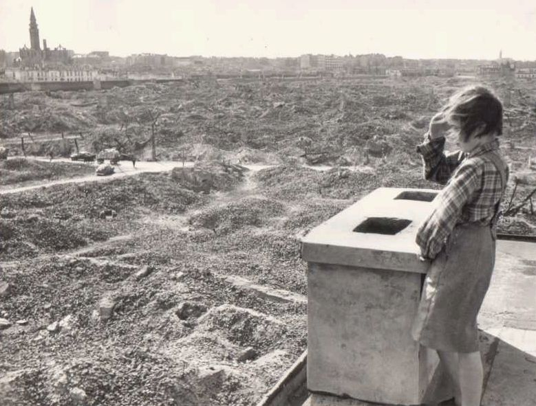 Every Picture Tells A Story: Warsaw 1946