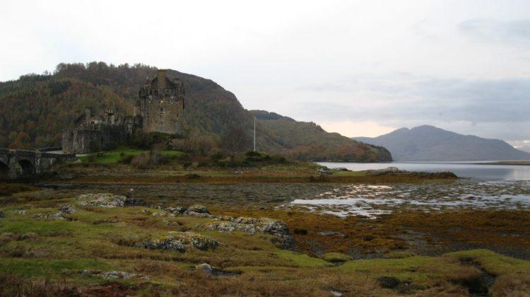 Travel: Eileann Donan Castle, Kyle of Lochalsh, Scotland
