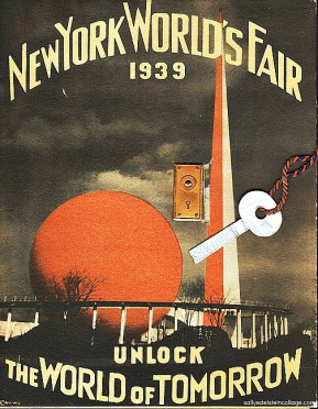 Rediscovering the World's Fair in 1939, New York