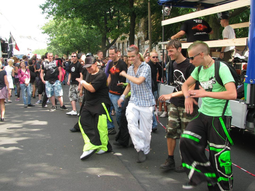 Fuck Parade in Berlin 2009