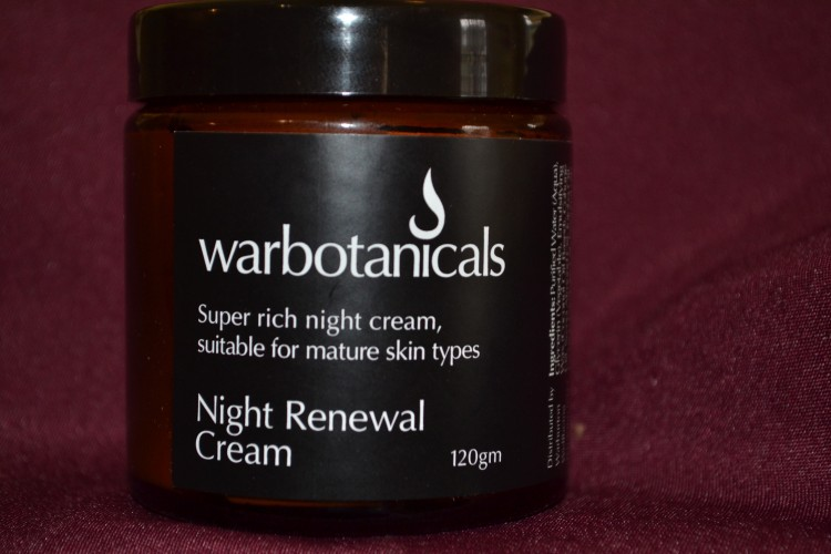Cruelty Free Product Review: Warbotanicals