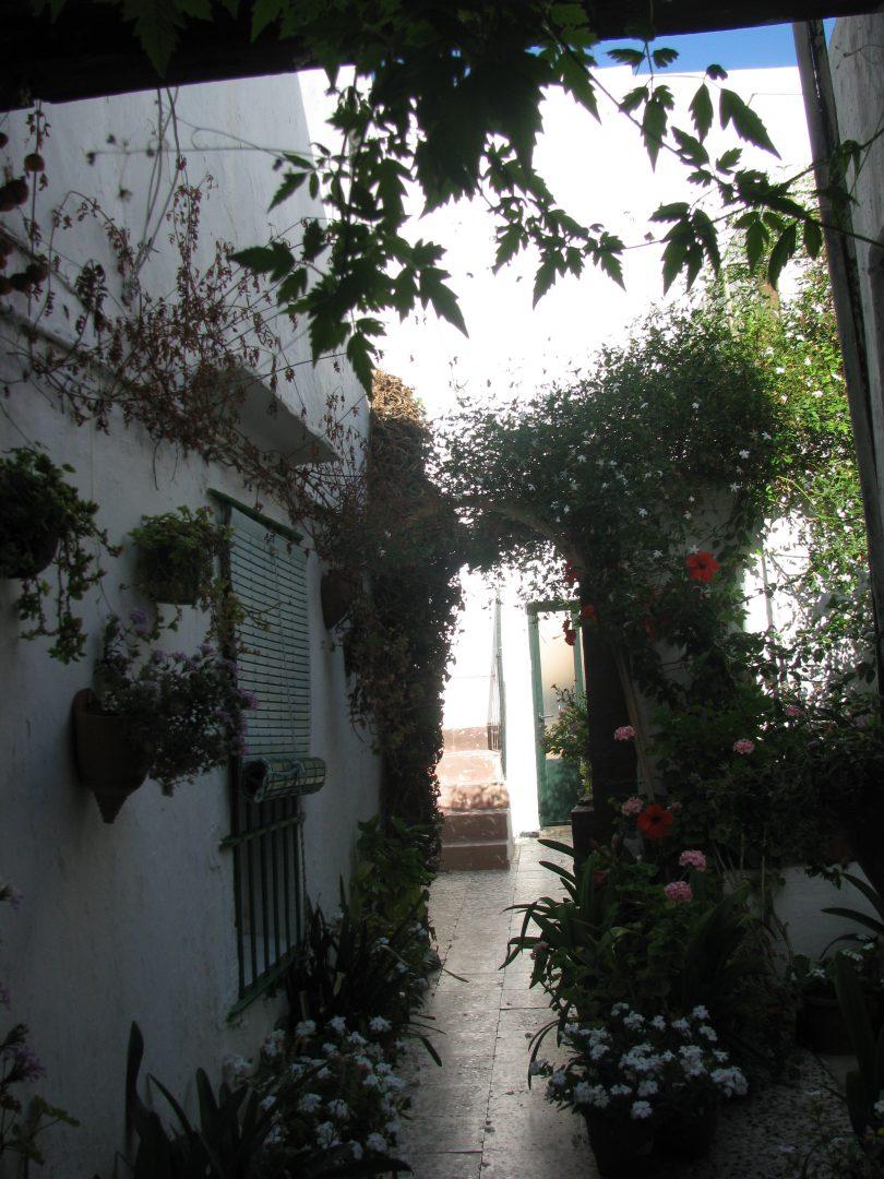 The ancient moorish town of Conil De La Frontera, Andalucia