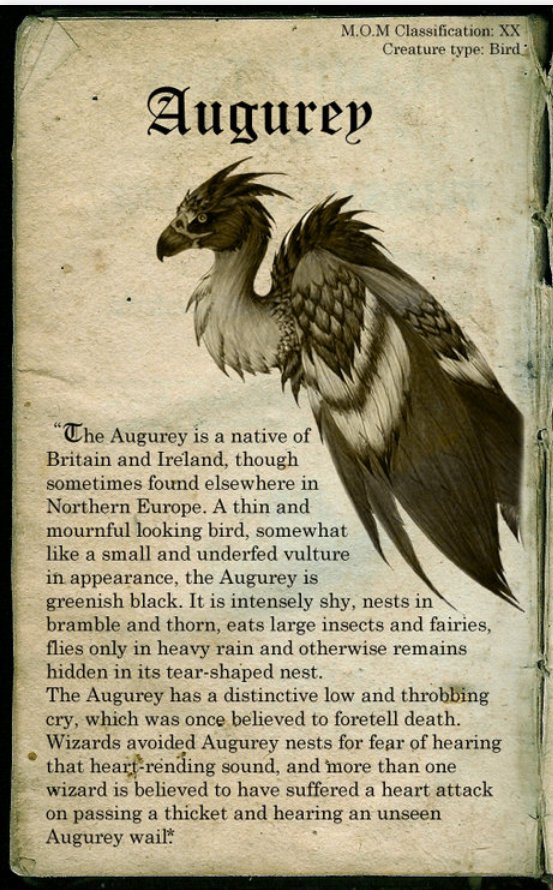 Ancient word of the day: Augury